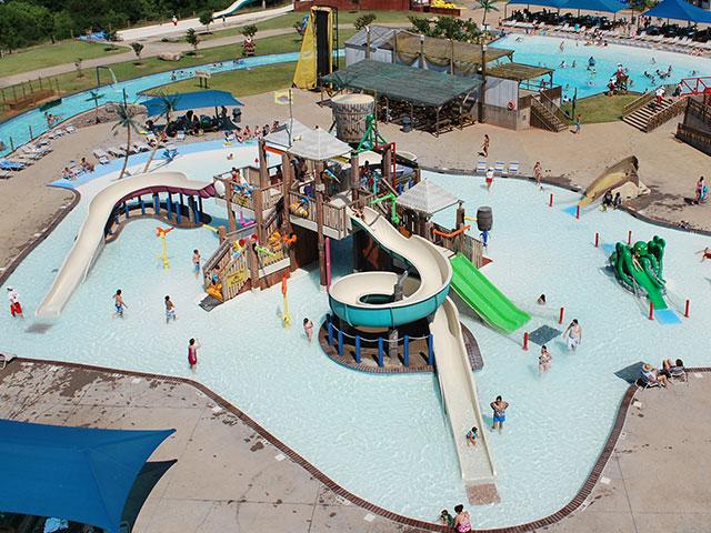 Buccaneer Bay | Castaway Cove Water Park - Wichita Falls, TX