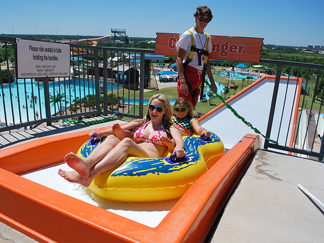 Cliffhanger | Castaway Cove Water Park - Wichita Falls, TX