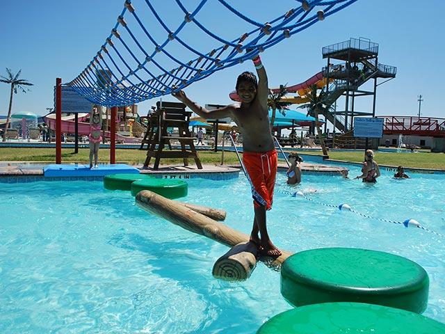 Hideaway Harbor | Castaway Cove Water Park - Wichita Falls, TX