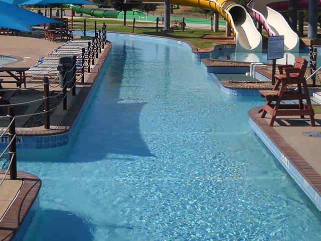 Nellie's Rolling River   Castaway Cove Water Park - Wichita Falls, TX
